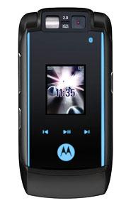 MotoRAZR MAXX. Ảnh: MobileBurn