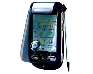 MotoMing, điện thoại thông minh nhỏ nhất. Ảnh do Motorola Việt Nam cung cấp