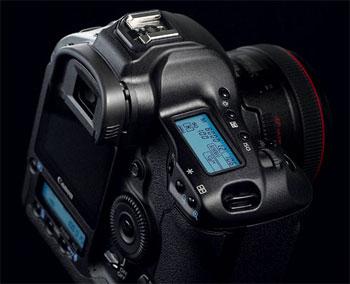 Canon EOS 1Ds Mark III đã gây tò mò lớn trước khi có mặt. Ảnh: Dpreview.