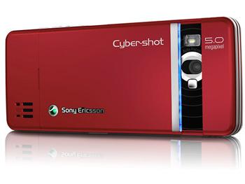 C902i có camera lên tới 5 Megapixel. Ảnh: Cnet.