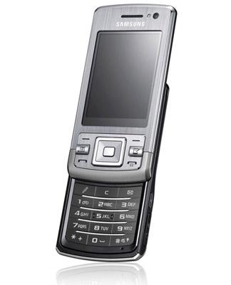 Lớp vỏ ngoài của Samsung L780 bằng i-nox. Ảnh: Engadget.