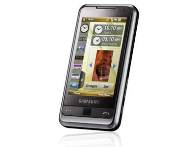 Samsung Omnia có đầy đủ mọi tính năng. Ảnh: Cnet.