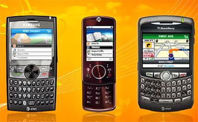 Mạng di động đang phát triển với nhiều nội dung mới. Ảnh: Slashphone.