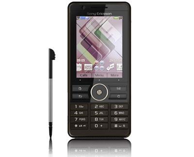 G900 kế tục dòng P với màn hình cảm ứng. Ảnh: Cnet.