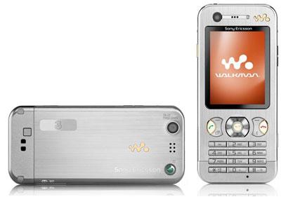 W890i mỏng chưa đến 10 mm. Ảnh: Cnet.