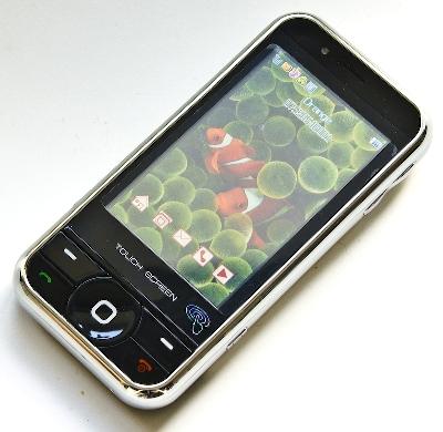 Một mẫu iPhone 'nhái' của Trung Quốc. Ảnh: Ipod-files.