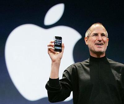 Sức mua iPhone 3G nhanh hơn 6 lần phiên bản đầu. Ảnh: AP.