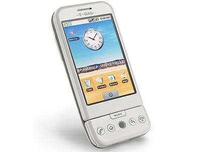 T-Mobile G1 chạy ổn định các tính năng. Ảnh: Cnet.