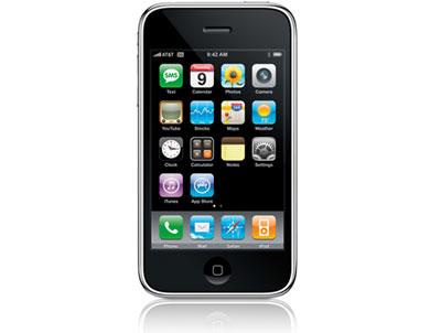 iPhone 3G dù ra mắt lâu nhưng vẫn còn hút khách. Ảnh: Cnet.