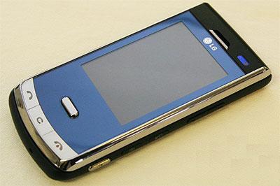 Secret là chiếc di động 5 Megapixel mỏng nhất hiện nay. Ảnh: Cellphones.