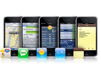 Giá bán iPhone 3G giảm 50 USD tại Best Buy trong một tháng. Ảnh: Apple.
