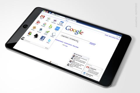 Tablet dường như đang được rất nhiều nhà sản xuất quan tâm. Ảnh: Gizmodo.