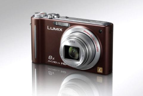 ZR3 được bổ sung thêm khả năng quay video AVCHD Lite.