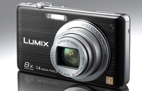 FH20 với ống kính góc rộng 28 mm, zoom quang 8x.