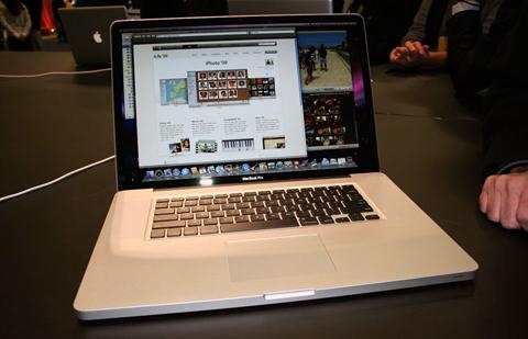MacBook Pro sẽ sớm được nâng cấp trong tháng này. Ảnh: Appleinsider.