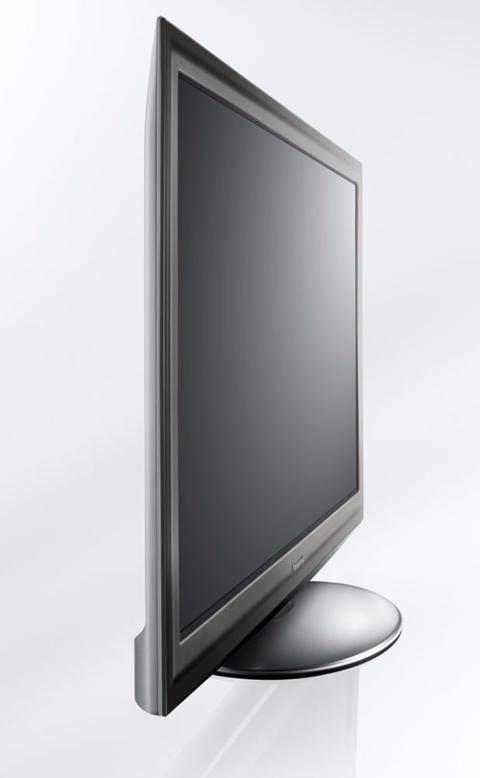 Dòng TV LED của Panasonic, Viera D25 Series. Ảnh: Panasonic.