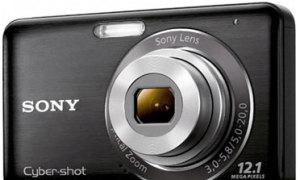 Sony W310 cạnh tranh nhờ giá rẻ