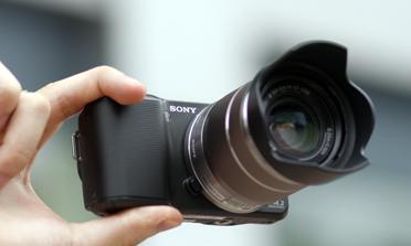 NEX-3, bước đột phá của Sony