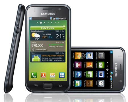 Samsung tập trung màn hình cho Galaxy S khiến tấm nền AMOLED bị thiếu hụt.