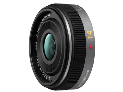 Panasonic Lumix G 14mm F/2.5 ASPH. Ảnh: Dpreview.