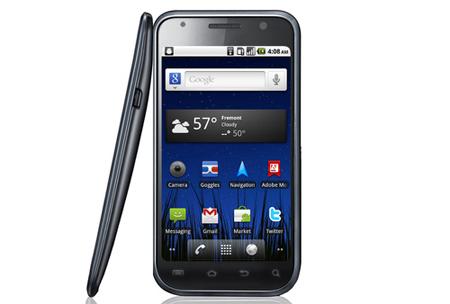 Ý tưởng điện thoại Nexus Two giống Galaxy S của Gizmodo.