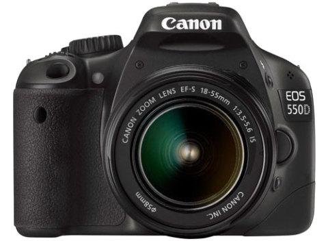 Canon EOS 550D. Ảnh: Danadol.