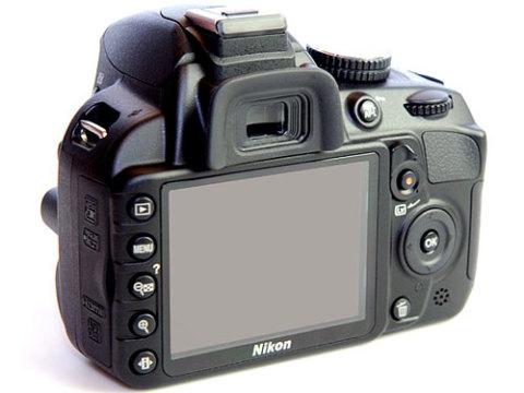 Nikon D3100. Ảnh: Letsgodigital.