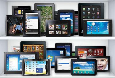 iPad mở ra tương lai tươi sáng cho thị trường máy tính bảng. Ảnh: PC World.
