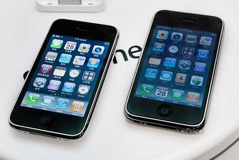 Hai bản iPhone cũ của Apple đã có thể