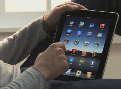 iPad 2 có thể sẽ thêm bản CDMA. Ảnh: Digitaltrends.