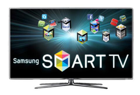 D7000 series là mẫu 3D LED 2011 đầu tiên được Samsung bán ra. Ảnh: Samsung.