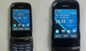Nokia C2-06 chạy hai SIM