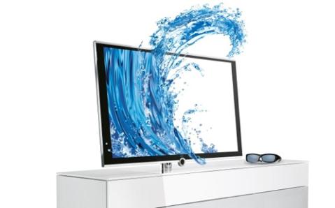 Dòng TV 3D đầu tiên của Loewe.