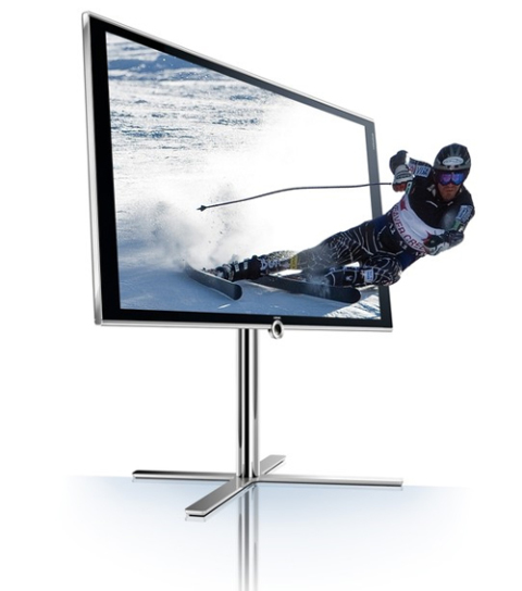 Sản phẩm sử dụng công nghệ 3D chủ động với kính màn trập.