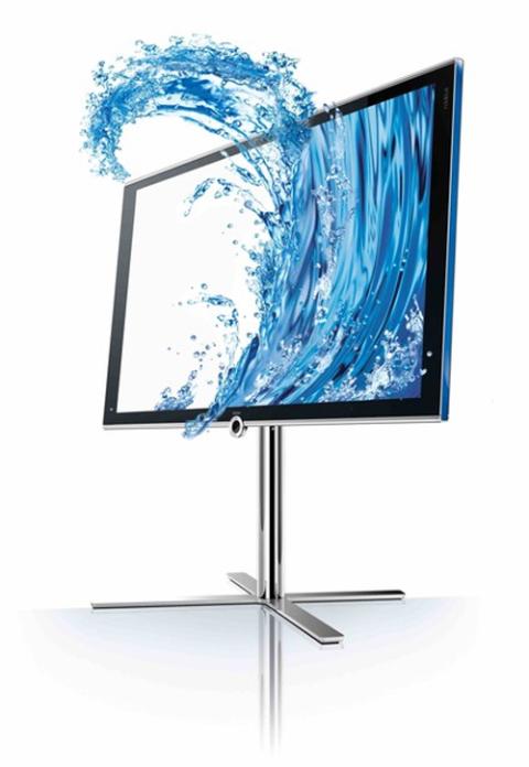 Individual Compose 3D TV, dòng TV 3D đầu tiên của Loewe sở hữu các kích thước 40, 46 và 55 inch.