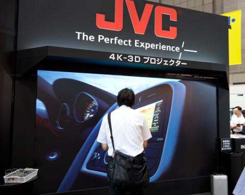 Máy chiếu độ phân giải 4K có thể cho chất lượng hình ảnh 3D sắc nét với màn hình lớn lên tới 150 inch.