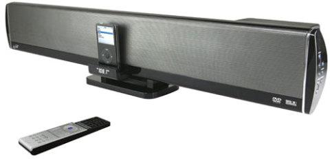 Hệ thống âm thanh vòm ảo tạo ra hiệu ứng như một hệ thống vòm thực sự. Ảnh: Technabob.
