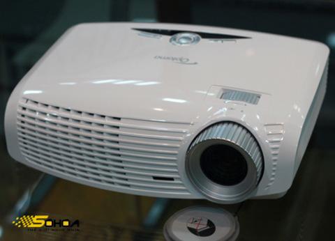 Optoma HD20LV với ngoại hình tương tự như phiên bản tiền nhiệm HD20.