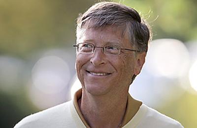 Bill Gates dành nhiều thời gian hơn cho việc cải thiện đời sống con người.