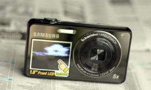 Đánh giá máy ảnh Samsung ST700