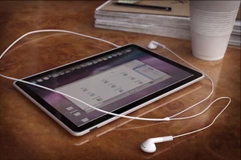 iPad 3 có thể được trang bị màn hình độ phân giải 2.048 x 1.536 pixel. Ảnh: Geek.