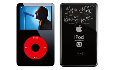 iPod Video 20GB phiên bản U2.