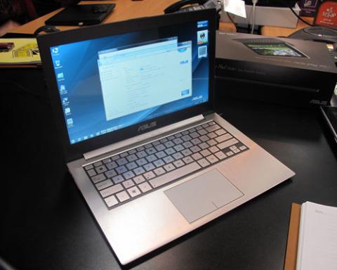Ultrabook có độ dày tối đa là 21mm. Ảnh: Pcauthority.