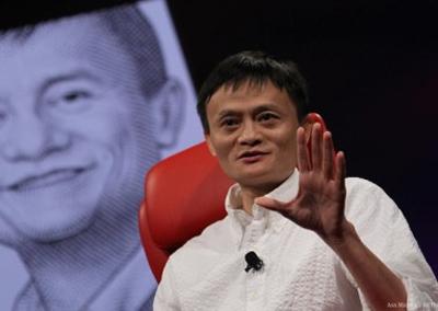 Jack Ma, trùm công nghệ Trung Quốc.
