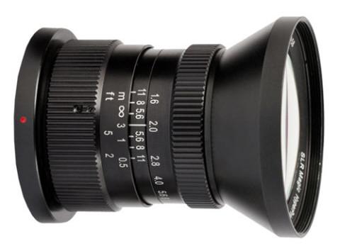 HyperPrime 12mm f/1.6.