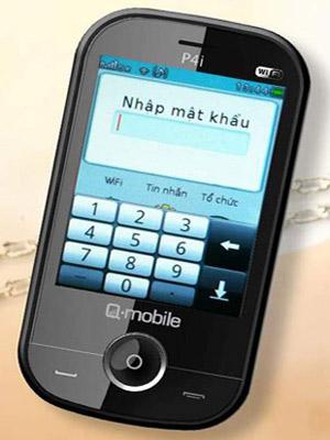 Bảo mật tin nhắn cho điện thoại.