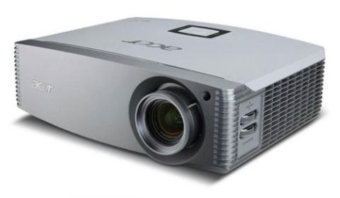 Acer H9500BD với công nghệ 3D màn trập.