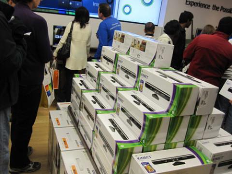 Xbox 360 vẫn là máy game console hút khách nhất hiện nay. Ảnh: videogamesblogger