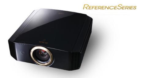 DLA-RS65 sở hữu độ phân giải 4K, công nghệ 3D và độ tương phản 120.000:1.