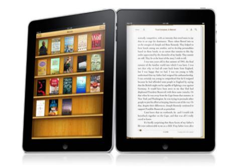 Sự xuất hiện của iPad và iBooks không hề có lợi cho người tiêu dùng nếu tính về giá.